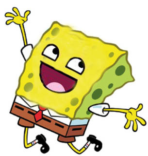 Awesome face spongebob by neocire on deviantart awesome face spongebob by neocire voltagebd Image collections