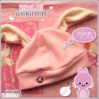 Bunny Hat - Usagi Hat by shiricki