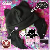 Bat Hat - Koumori Hat by shiricki