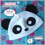 kyaaa. biz - Panda Hat