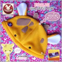 Giraffe Hat by shiricki