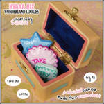 Wonderland Cookies and Chest