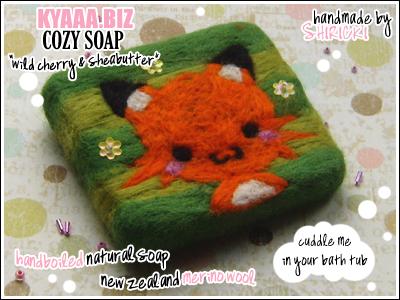 kyaaa.biz Soap - Fox by shiricki