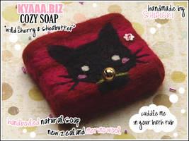 kyaaa.biz Soap - Cat Red by shiricki