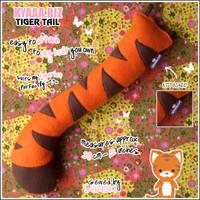 kyaaa.biz Tiger Tail by shiricki