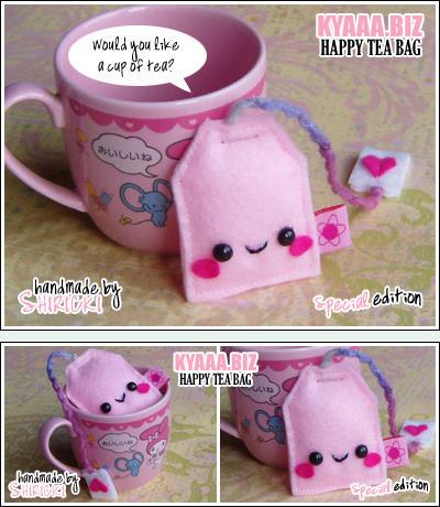kyaaa.biz - Happy Tea Bag