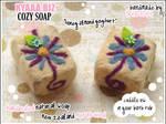 kyaaa.biz Soap - Honey Flowers