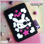 Pirate Bunny -iPhone iPod Case