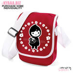 kyaaa.biz - Red Riding Hood Shoulder Bag