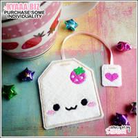 Patch - Tea Bag by shiricki