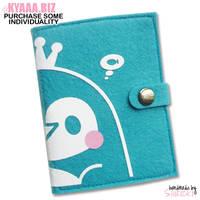 Notebook - Penguin Prince by shiricki