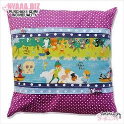 Pillow - Peter Pan by shiricki
