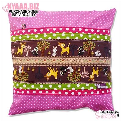 Pillow - Bambi by shiricki