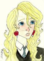 Luna Lovegood by brenda--amancio