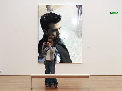 Leonardo en Museo by herve86