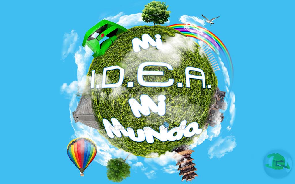 MI MUNDO, MI I.D.E.A. by herve86