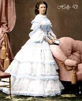 Empress Sissi by Hattie-James