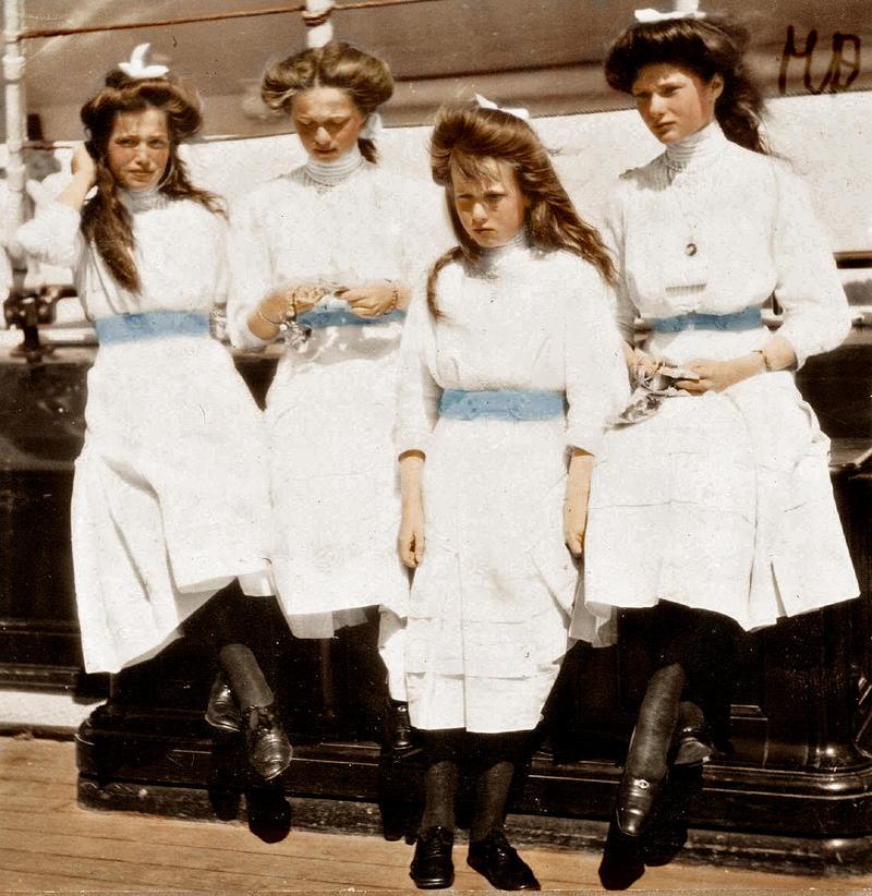 OTMA on the Standart, 1911 by ...