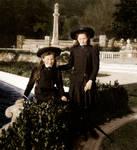 Olga and Tatiana, 1911.