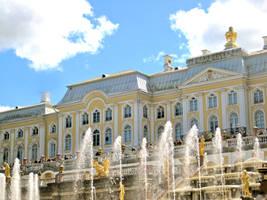 Peterhof Palace No.3