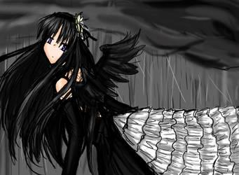 Dark angel by Puritoxlove