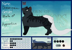 DOW   Take me by the Hand   Oceanpaw by MapleSyruq
