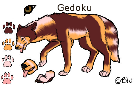 Gedoku by Demintion