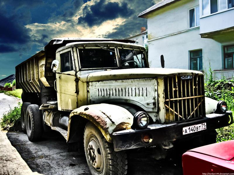 Truck by Henker144