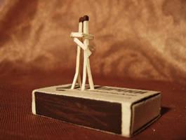 Wooden love by Henker144