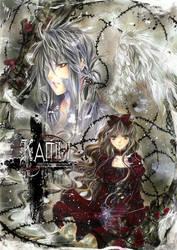 gothic lolita by kamuikaoru