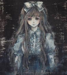 Gothic Lolita-Asuka by kamuikaoru