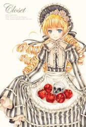 Lolita-Apples by kamuikaoru