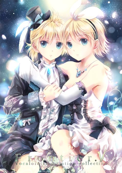 Vocaloid by kamuikaoru