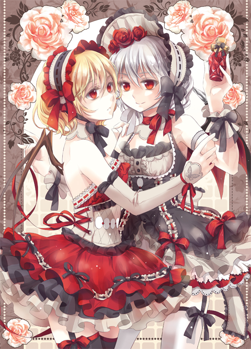 Red by kamuikaoru