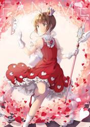 [CCS] OP2 Heart Dress by kamuikaoru