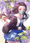 Speedpaint | Nezuko
