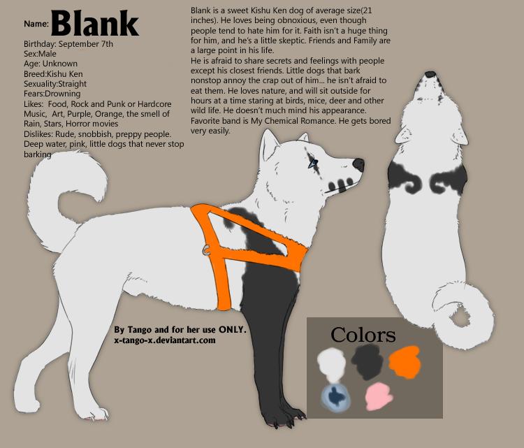 Blank by MoshxChurch