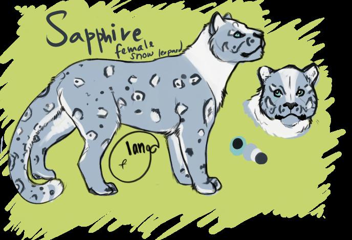 Sapphire by MoshxChurch