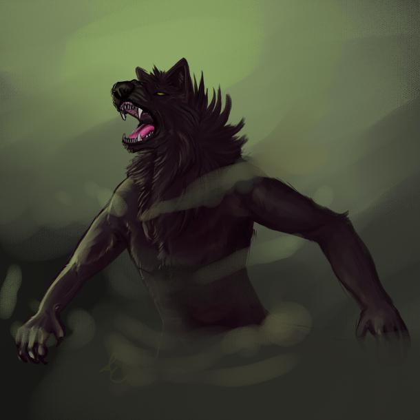 Werewolf by MoshxChurch