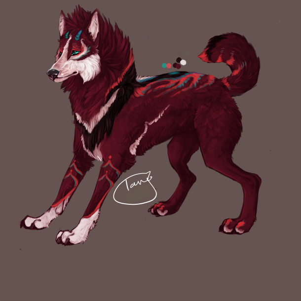 Adoptable or Something - Available by MoshxChurch