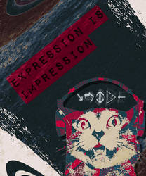 Expression is Impression by Michael-Vens
