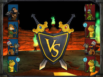 iBattle Verse Screen by Mind-Force
