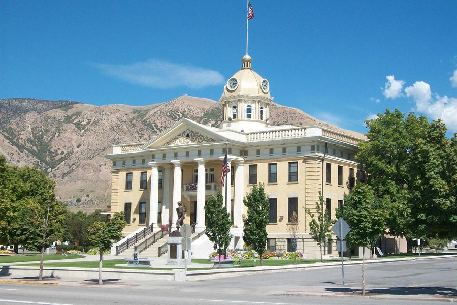 N Main St Brigham City Utah