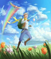 New Adventure by Kurai-Kaze