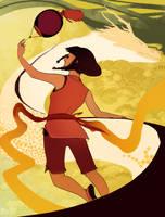 Year of the Dragon by Kurai-Kaze