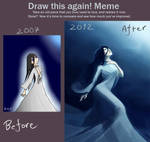 Before and After, 2007 vs. 2012