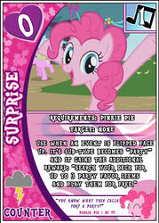 MLP:FiM Card Game: Surprise by PonyCardGame