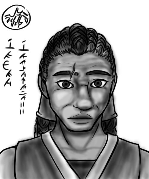 Halai Heotinohess: Second Stahka of Jiaal by LoorTheDarkElf