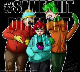 #sames***differentday by LoorTheDarkElf
