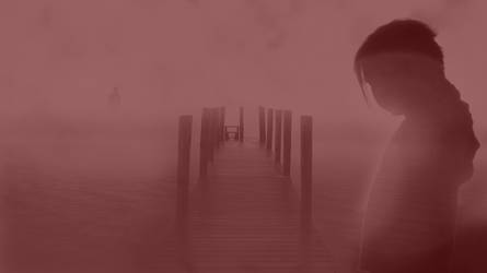 The Dark Pier by bryanseles